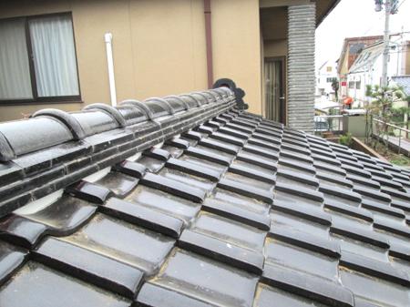 加賀市 M様邸 屋根修理施工事例