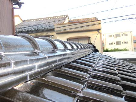 金沢市 H様邸 屋根修理施工事例