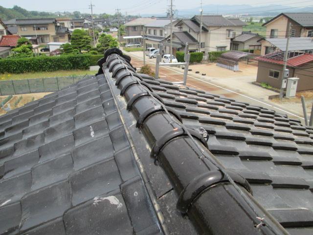 金沢市 K様邸 屋根修理工事施工事例