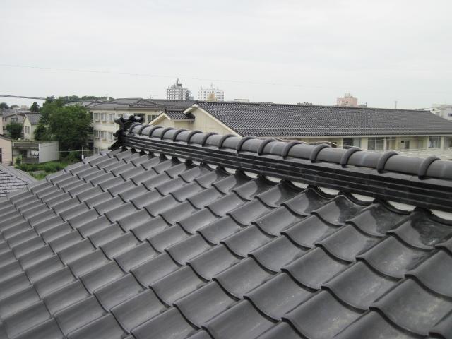 金沢市 A様邸 屋根修理施工事例
