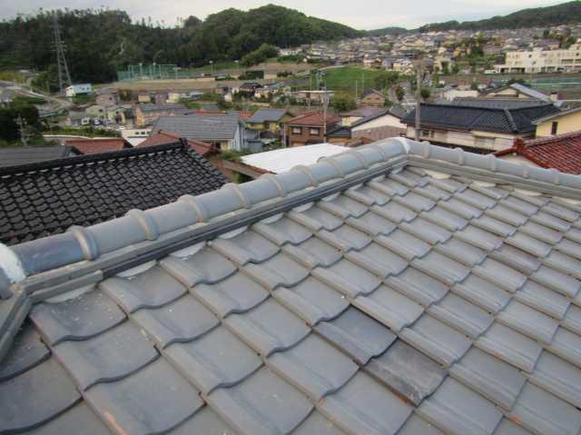金沢市 F様邸 屋根修理施工事例