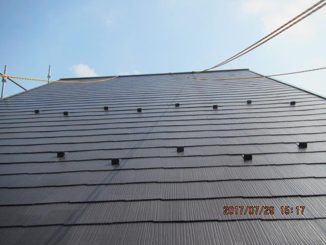 金沢市 K様邸 熱交換塗料塗装事例