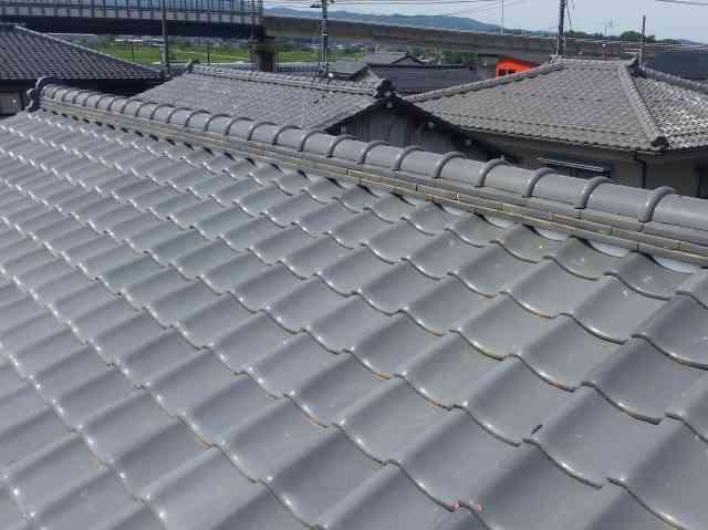 加賀市大聖寺 K様邸 屋根修理施工事例