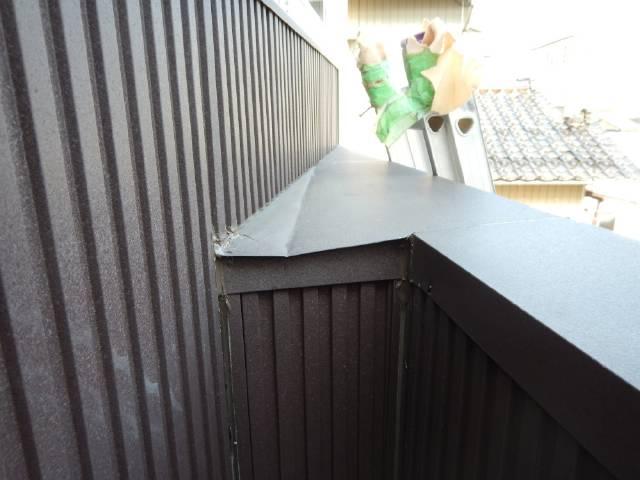 金沢市 某事業協同組合様 雨漏り修理施工事例