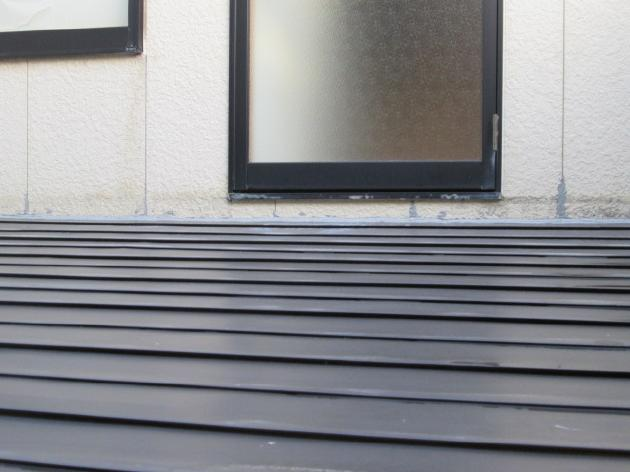 かほく市 M様邸 コロニアル屋根 カバー工法施工事例