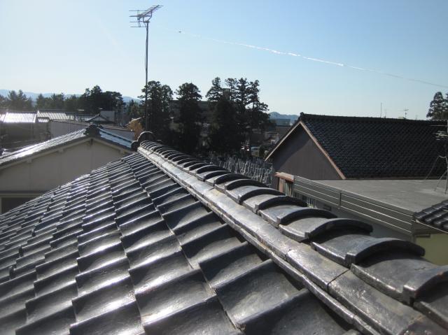 金沢市 M様 貸家 屋根修理施工事例