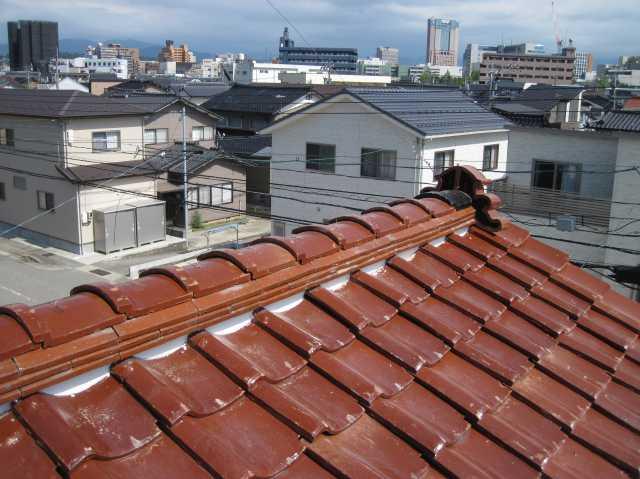 金沢市 N様貸家 屋根修理施工事例