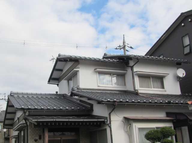 金沢市 N様邸 葺き替え施工事例
