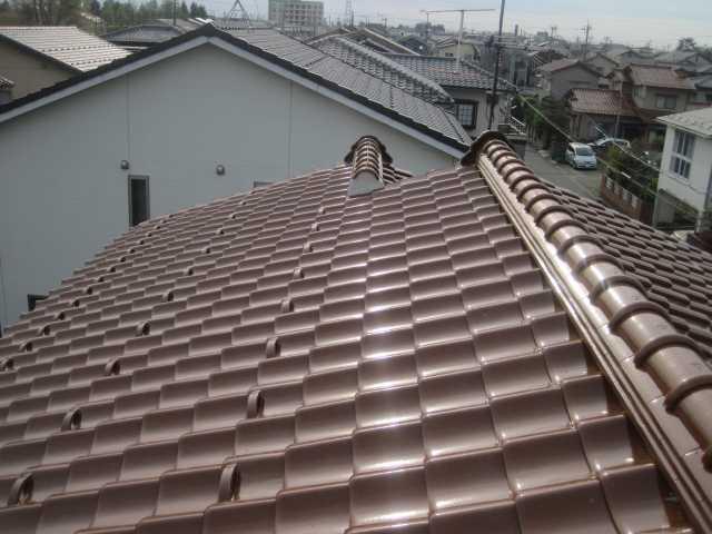 金沢市 N様邸 屋根葺き替え施工事例