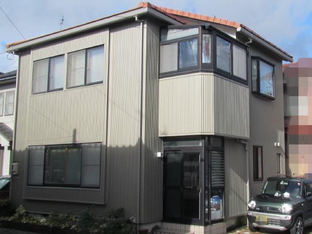 金沢市 H様邸 屋根・外壁カバー工法 ROOGA鉄平