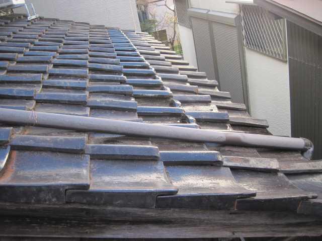 金沢市 S様邸 屋根修理施工事例