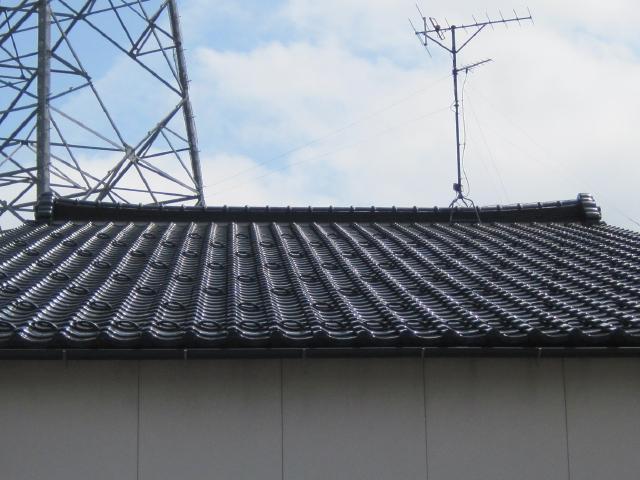 金沢市 伸栄館様 屋根修理施工事例