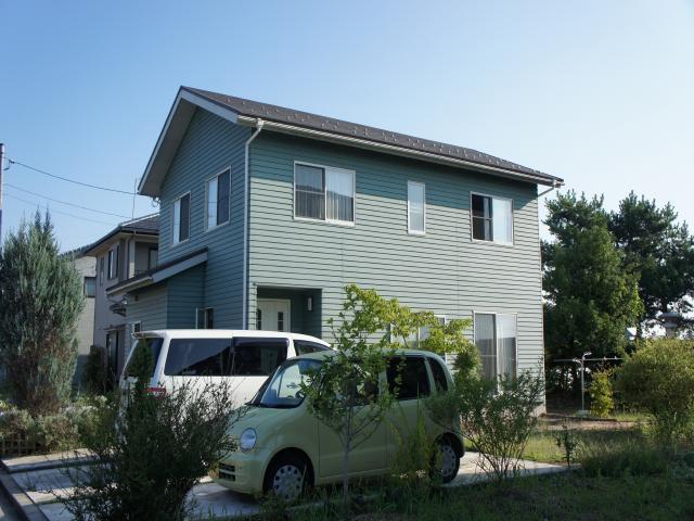 富山市 S様邸 熱交換塗料塗装工事例