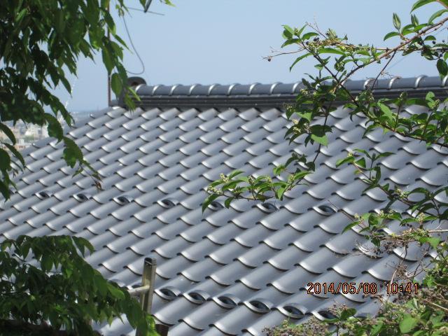 金沢市 T様邸 葺き替え施工事例
