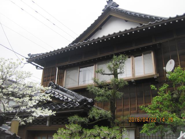 金沢市 Y様邸 古民家屋根葺き替え 小松瓦