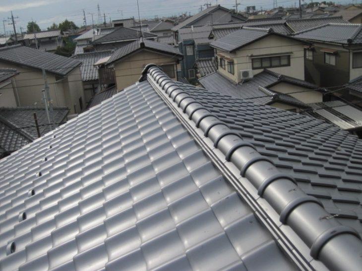 金沢市 S様邸 葺き替え施工事例