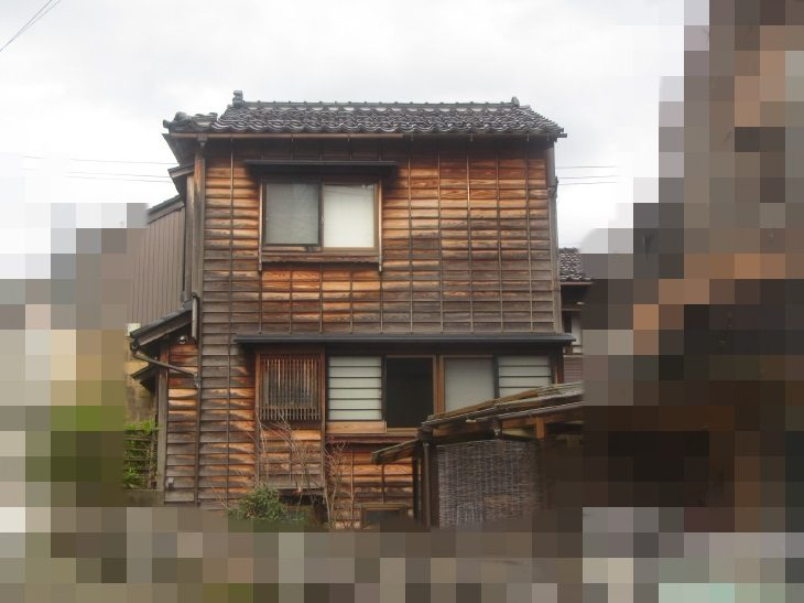 金沢市 B様邸屋根締め直し工事