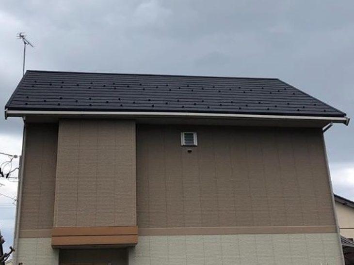 福井県 三国町 K様邸 カバー工法・外壁コーキング施工事例