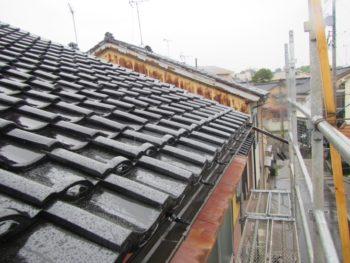 金沢市 T様店舗 屋根修理施工事例