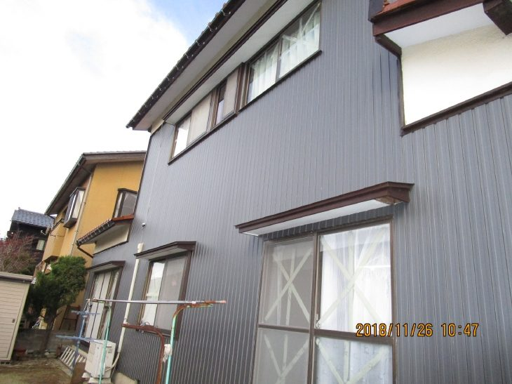 金沢市 Y様邸 屋根修理施工事例