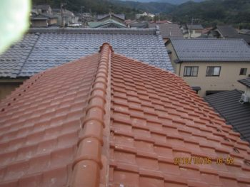 金沢市 Y様邸 屋根修理・外壁・雨樋施工事例