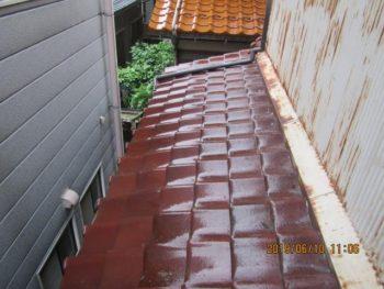 金沢市 M様邸 屋根修理施工事例