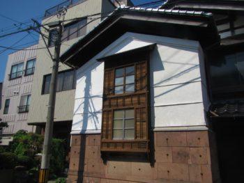 金沢市 K様邸 土蔵外壁施工事例