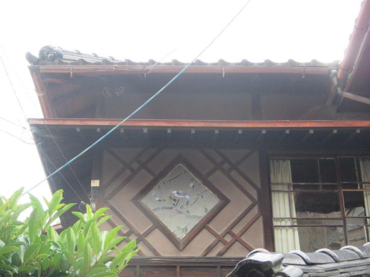 N様邸 庇屋根 修理施工事例
