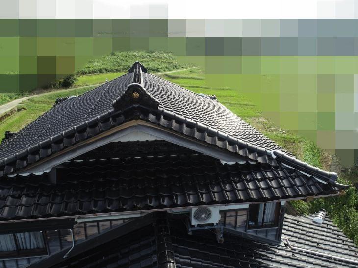 かほく市 N様邸 屋根修理施工事例