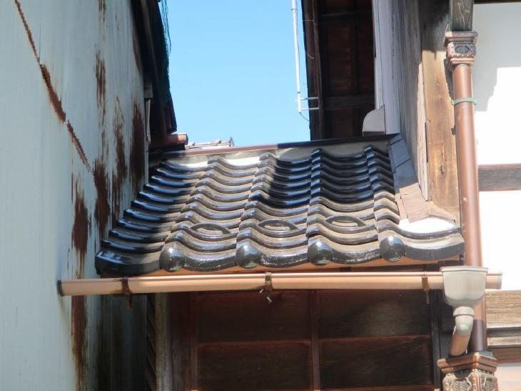 西方寺様 屋根葺き替え・雪止めアングル入れ施工事例
