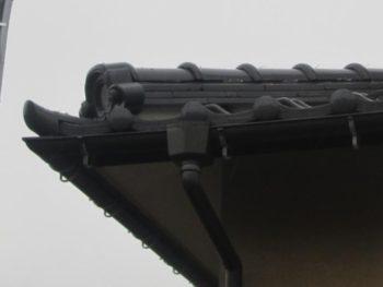 金沢市 N様邸 屋根修理、ブロック塀解体施工事例