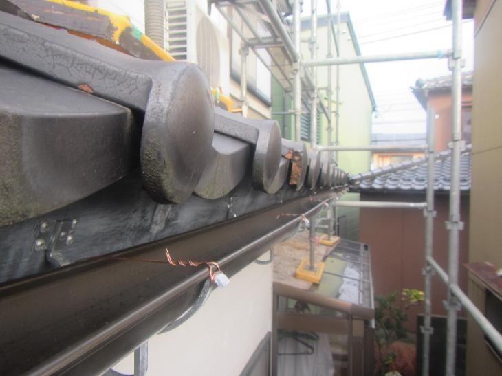 金沢市 Y様邸 雨樋取り替え工事