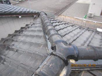 金沢市 M様管理物件 屋根修理施工事例