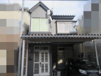 K様邸 外壁板金・塗装施工事例