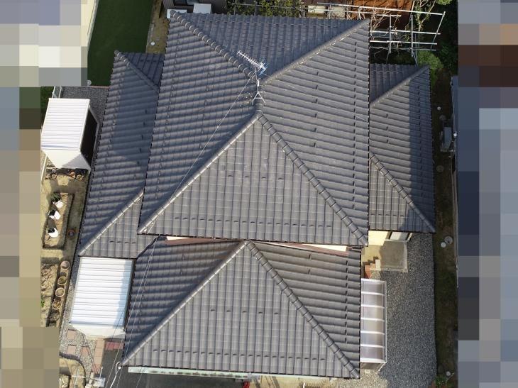 小松市 K様邸 葺き替え施工事例