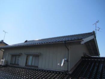 金沢市 T様邸 葺き替え工事