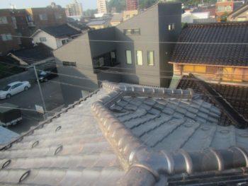 金沢市 相坂様邸 屋根修理施工事例