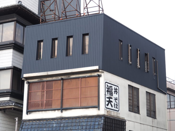 金沢市 福天様 外壁リフォーム施工事例
