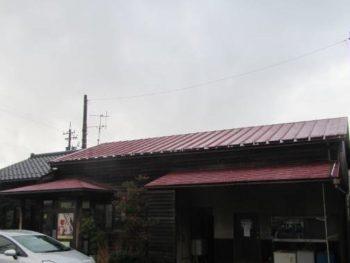 金沢市 貸工場オーナー様 屋根塗装施工事例